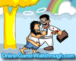 play Hobo 7: Heaven