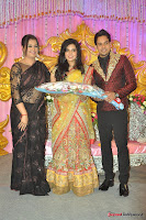 Celebraties at Actor Bharat n Jessy Wedding Reception Photos+%2528153%2529 Actor Bharath n Jessy Wedding Photos
