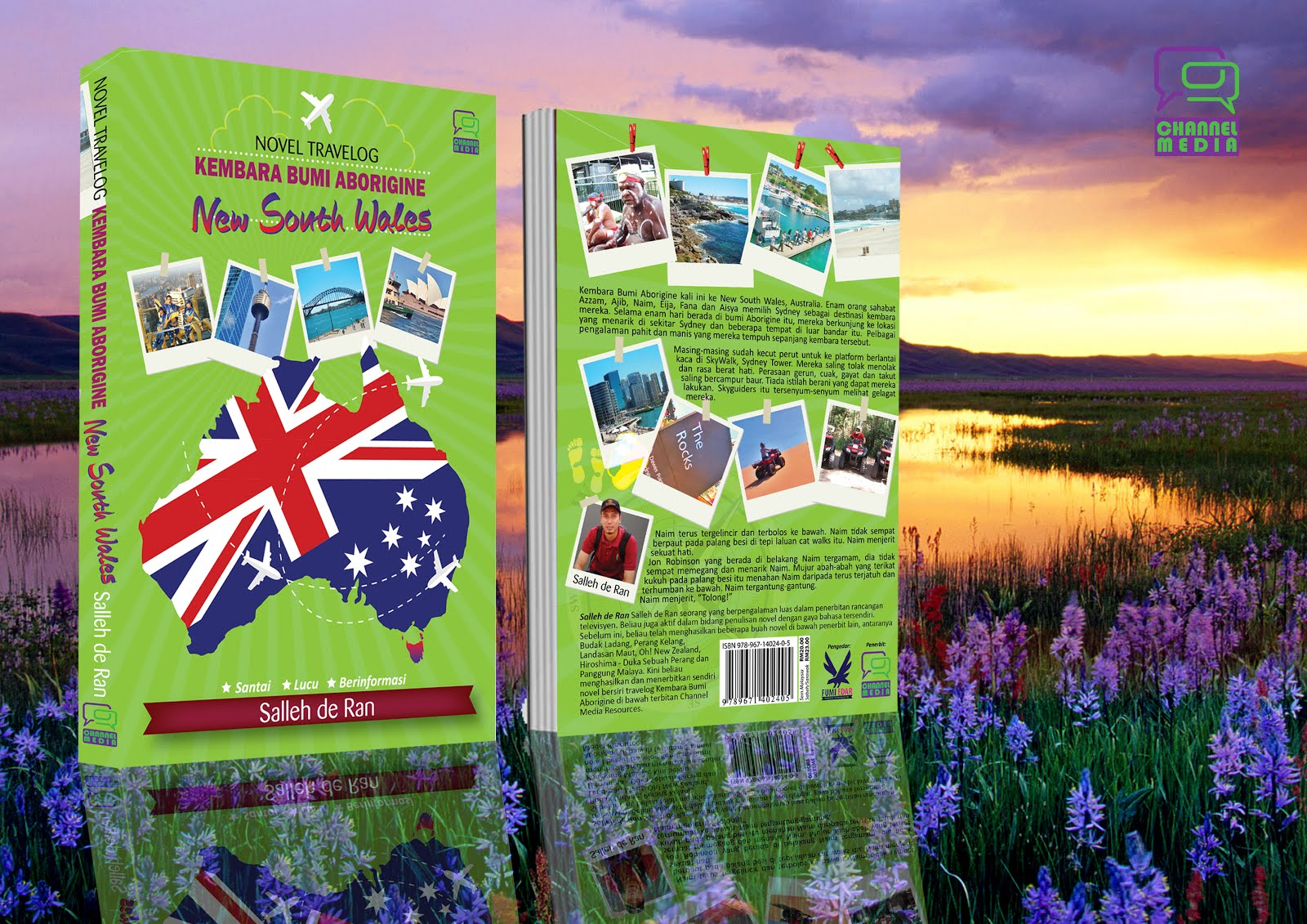 2016 Novel ke - 7 KEMBARA BUMI ABORIGINE: NEW SOUTH WALES