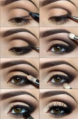 New Eye Makeup Styles 2015 for Girls