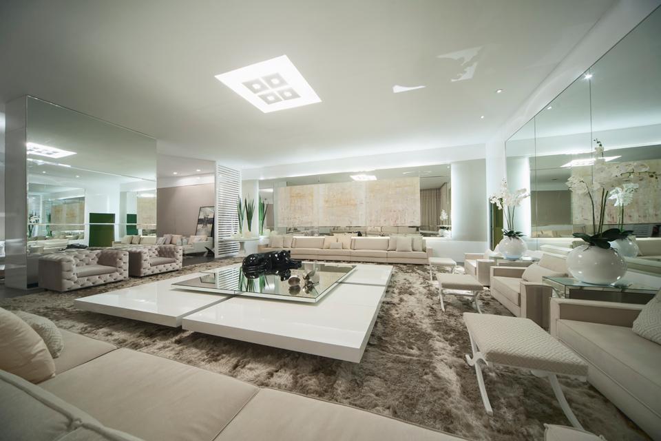 Sala De Estar Ambientes Decorados ~ Sala de almoço O ambiente da arquiteta Maria Cláudia Dias Avancini