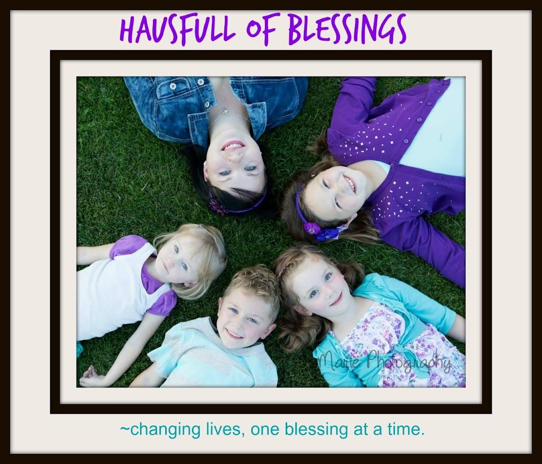 Hausfull of Blessings