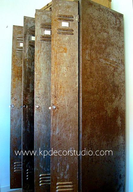 Kp tienda vintage online taquillas vintage estilo Decoracion estilo industrial vintage