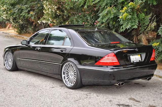 Mercedes-Benz S500 W220 BRABUS Style | BENZTUNING