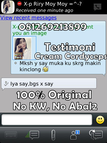 Testi Cream Cordyceps Original