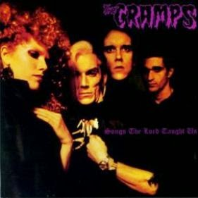 THE CRAMPS - Songs the lord taught us (1980)