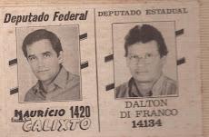 JUNTOS NA CAMPANHA DE 1990