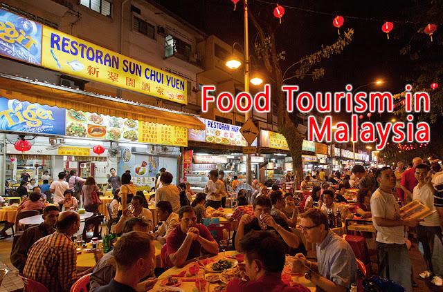 Malaysia Food Tourism