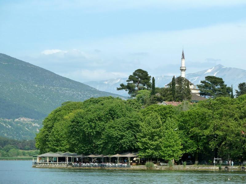 Uferpromenade von Ioannina