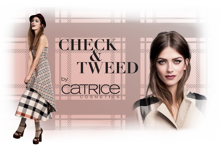 Catrice Check & Tweed Limited Edition