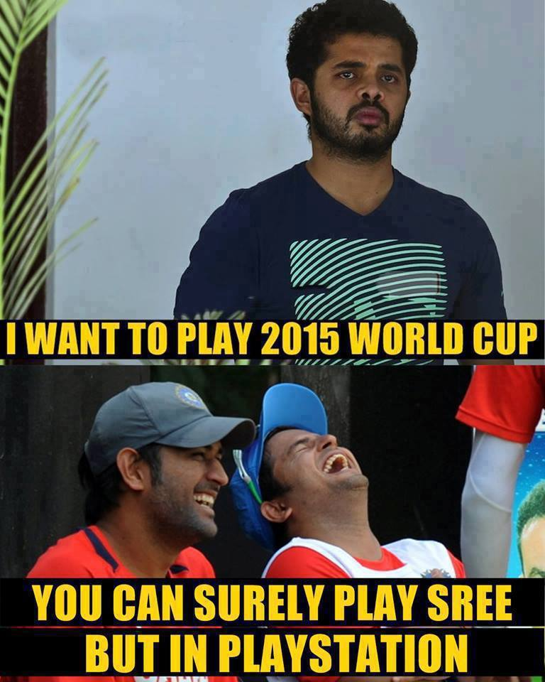want to Play 2015 Cricket World Cup