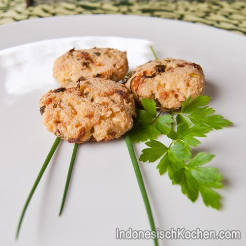Tofu Frikadellen indonesisch kochen
