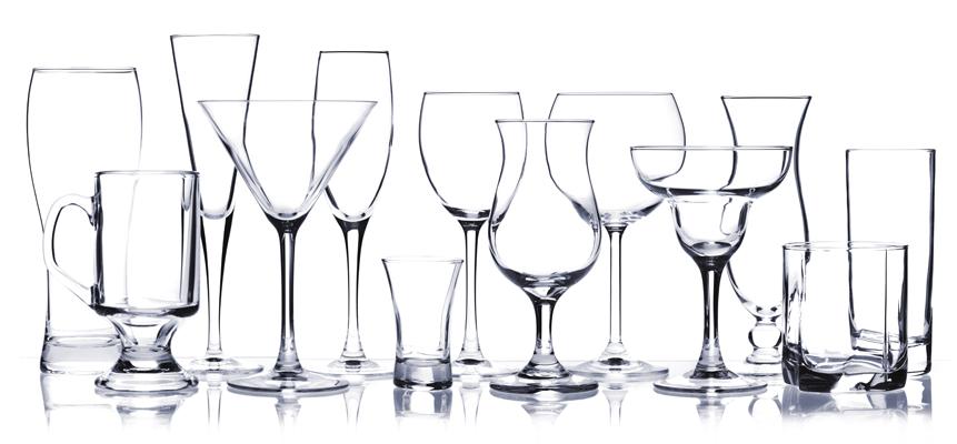 Rachel s fashion room protocolo principales tipos de for Tipos de copas