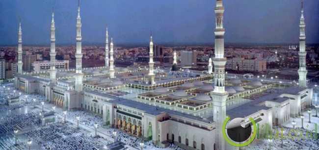 Masjid Nabawi - Arab Saudi