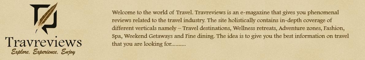 Travreviews - Explore, Experience, Enjoy
