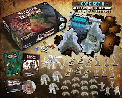 board game kickstarter news shadows of brimstone