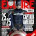 CAPITÃO AMÉRICA - O SOLDADO INVERNAL : Herói é destaque de capa na revista Empire