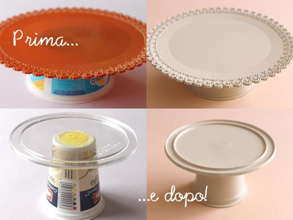 quello che serve è veramente poco, i piatti per i dolci si trovano ...