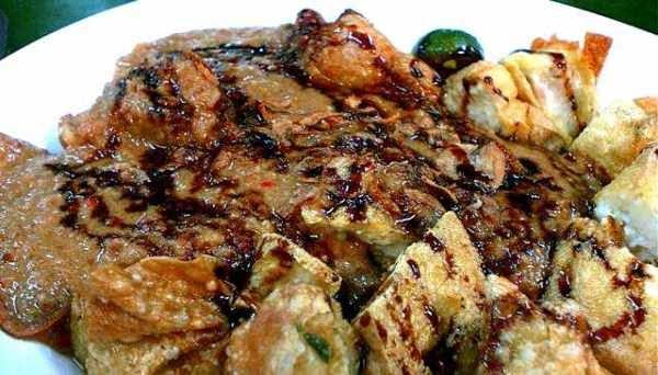 Daftar Kuliner Di Bandung Selera Kaki Lima