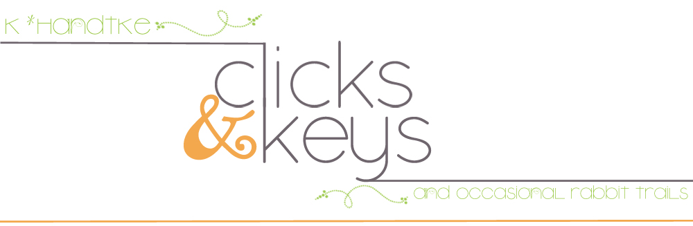 k*handtke clicks & keys