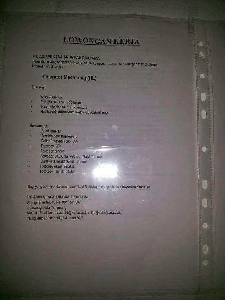 """<img src=""""Image URL"""" title=""""PT. Adiperkasa Anugrah Pratama"""" alt=""""PT. Adiperkasa Anugrah Pratama""""/>"""