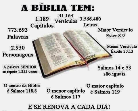 Resultado de imagem para Veja aqui algumas curiosidades bíblicas
