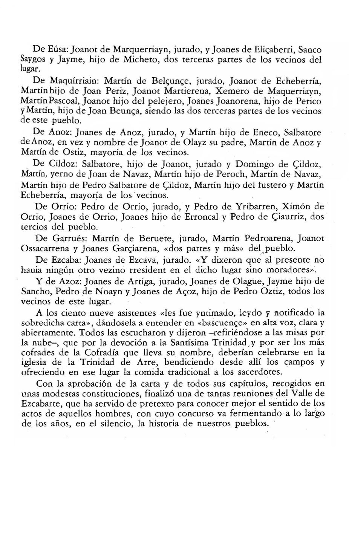 Valle de ezcabarte fiestas y procesiones en 1570 for Muebles rey arre