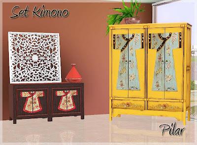 04-06-11 Set Kimono