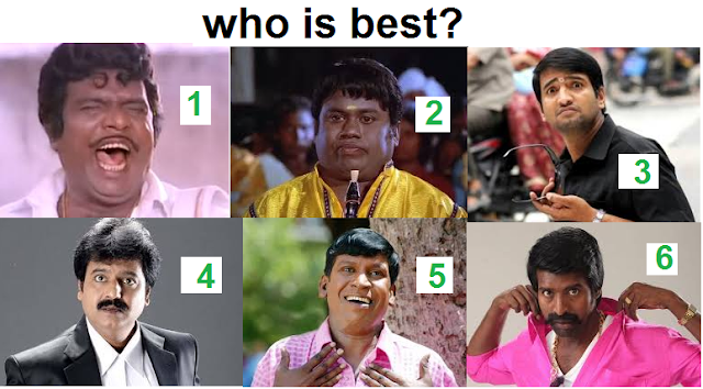 Who is the best comedian?