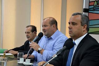 Câmara Municipal de Teresópolis: Márcio Catão apresenta saúde orçamentária do município