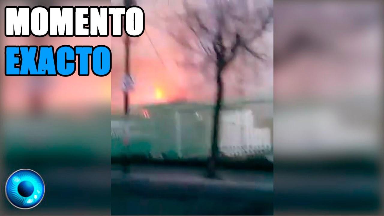 Explosión del Hospital