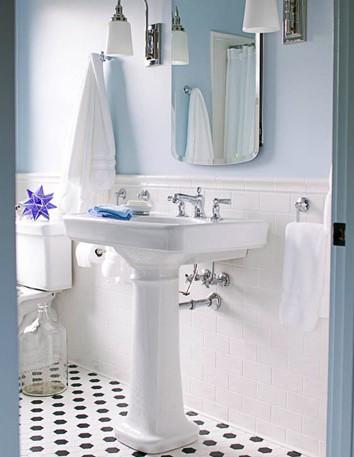 Housemaniaczka blog o pi knych wn trzach ma a azienka for Living etc bathroom ideas