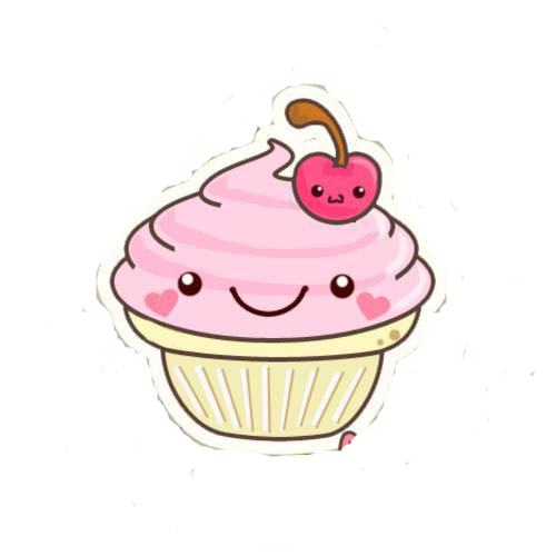 Tudo photoscape cupcake em png for Credence en verre transparent cuisine