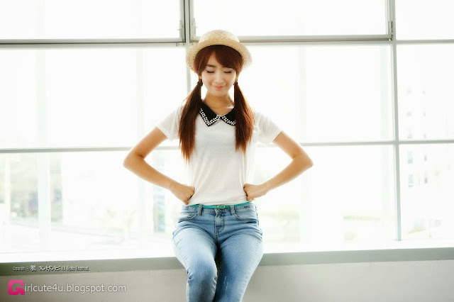 5 Minah - very cute asian girl - girlcute4u.blogspot.com