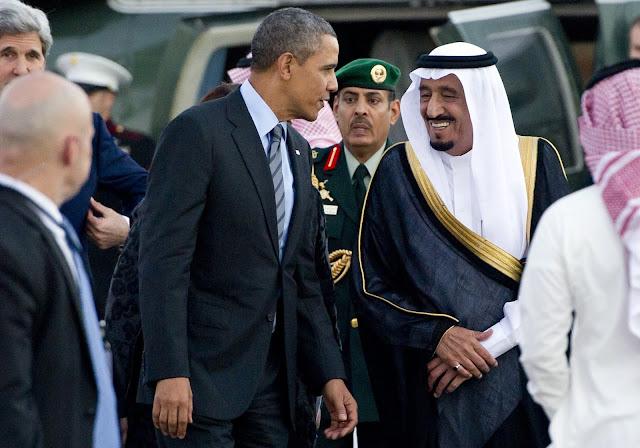 Kolejne potyczki amerykańsko -saudyjskie