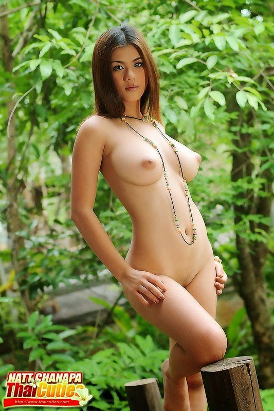 Model Igo Natt Chanapa Bugil Sey Toge Montok Foto