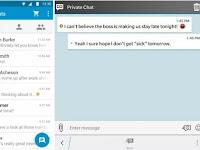 BBM for Android Versi Terbaru Dengan Fitur Private Chat