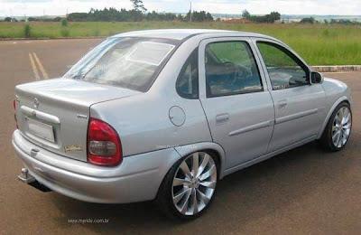 Corsa Sedan Rebaixado