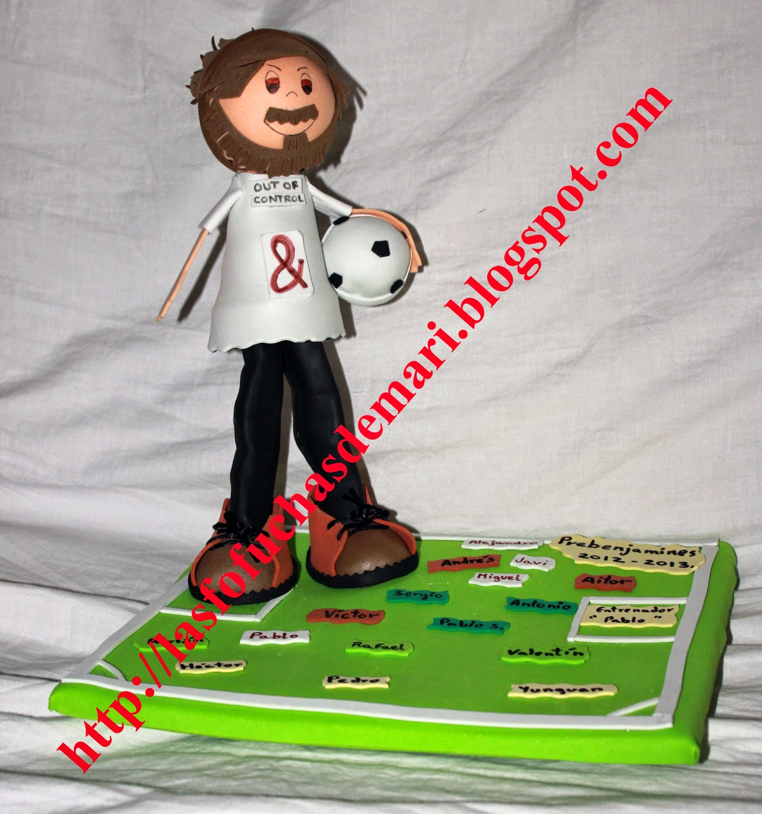Entrenador de Fútbol - Pablo