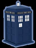 The TARDIS Corner