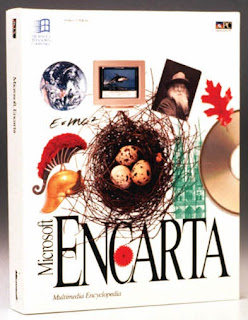 Encarta Encyclopedia from Microsoft