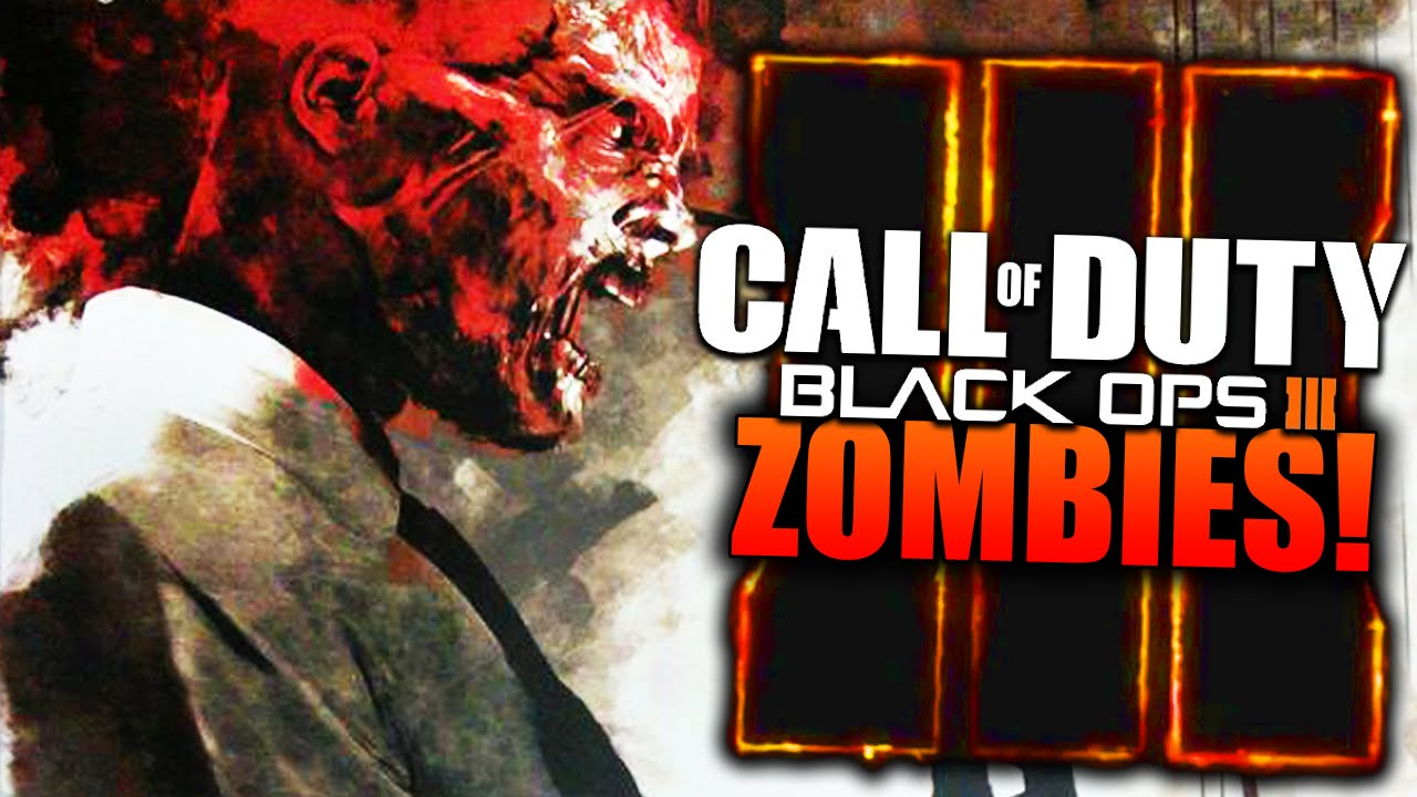 Call of Duty Black ops III ZOMBIES!