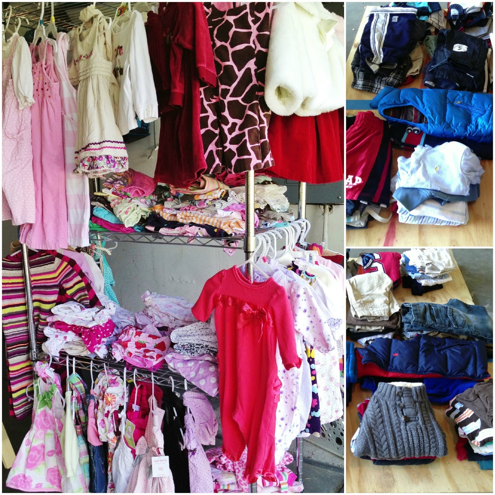 10 Garage Sale Tips Get Their Cash Clear Your Treasures Selling Baby Clothes And Gear