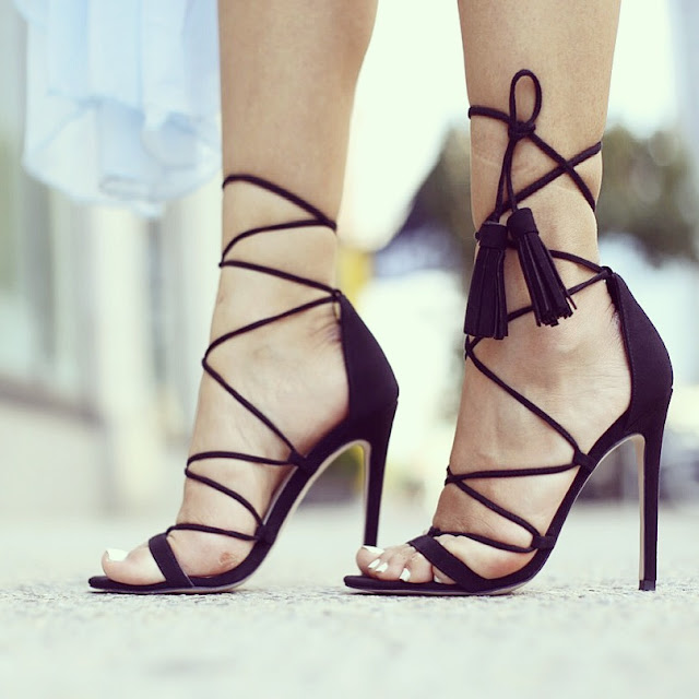 asos lace up sandals, lace up sandals, fashion blog