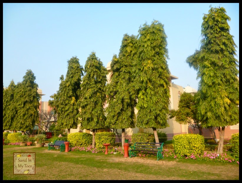 Heritage Village Resort in Manesar, India