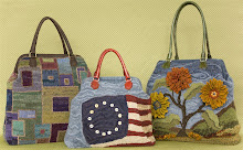 Hooked Carpetbag Patterns