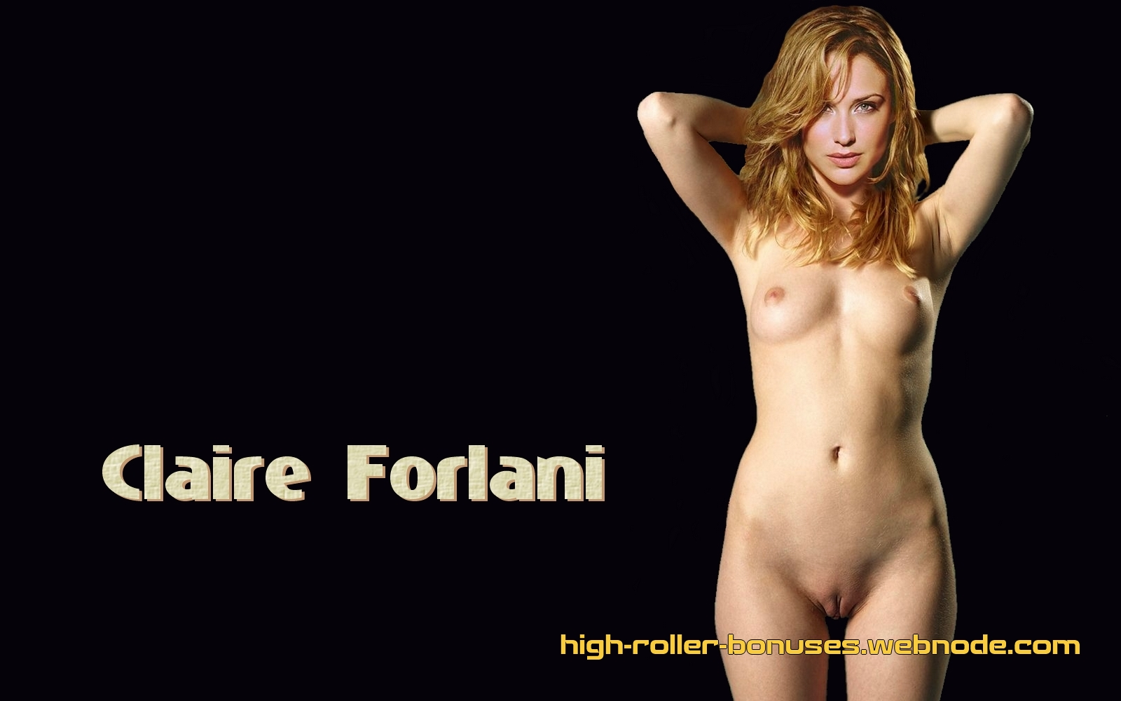 Apologise, but, Claire forlani porn have