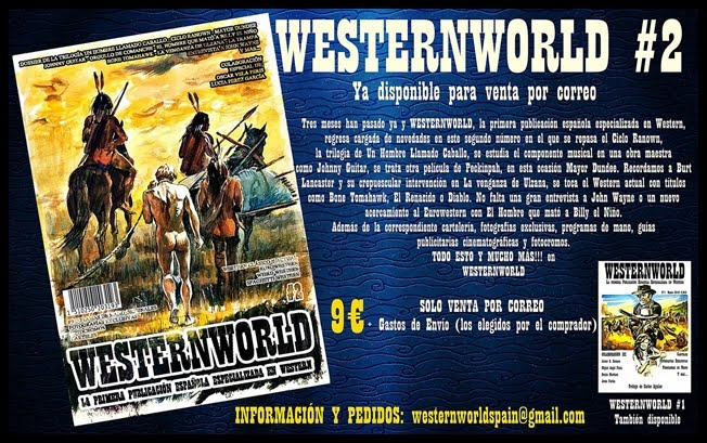 Ya disponible el Nº2 de la Revista Westernworld
