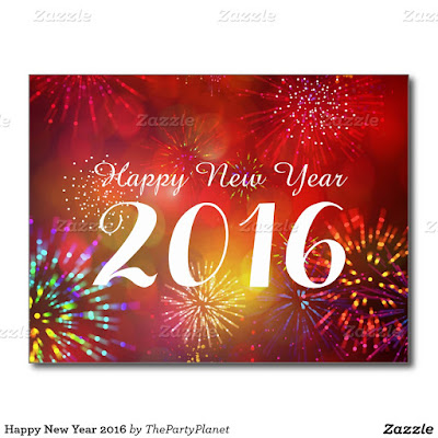 Feliz ano nuevo 2016