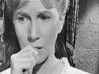 Julie Harris as Eleanor Vance in The Haunting of Hill House
